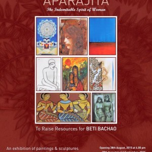 Aparajita%20%E2%80%93%20The%20Indomitable%20Spirit%20of%20Woman%20An%20exhibition%20of%20paintings%20and%20sculptures%2C%20%20Visual%20Art%20Gallery%20India%20Habitat%20Centre%2CNew%20Delhi%2C%20August%2028%20-Septem